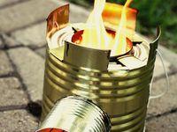 prepared  --  fire  &  heat