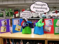 School - Library Displays