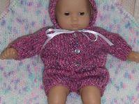 knitting patterns-dolls,fashion dolls, toys, baby clothes, etc.