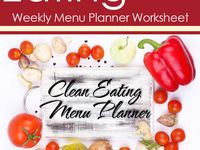 clean eating on budget
