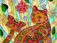Beautifull Art V - Cats