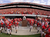 How 'bout them DAWGS!!!
