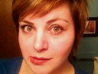 Hair-do do: Short, pixie, A-line, grow out
