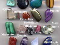Jewelry - Gemstones &Crystals