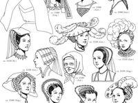 SCA Headwear & Hairstyles