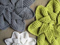 Crocheting and Knitting