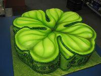 St. Patrick's Cakes