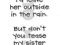 Brother/Sister Quotes