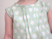 Sewing patterns and ideas for my little girls.