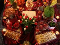 Festivities: Eyde norooz