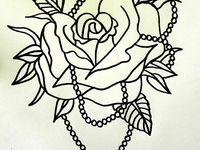 Locket and Key , Heart Tattoos ..