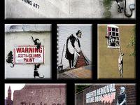 Cool graffiti and amazing steet art