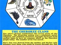 Full blooded Cherokee on my dad's side and full blooded BlackFoot on my moms. On the Blackfoot side he was an Indian chief and stole his wife from another tribe!!