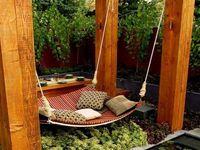 Beautiful sitting area