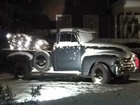 Old trucks that I love.... in all conditions!