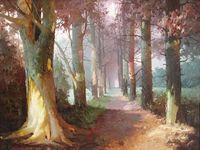 Illustration - Settings - Backdrops - Environments