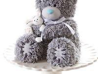 Teddy bear's cakes
