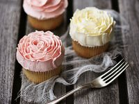 All things having to do with making, baking & decorating CUPCAKES & cakes too.  I love all the amazing dough & frosting flavor combos.  Yum, they not only taste great but they look great too!