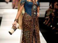 kebaya - dresses