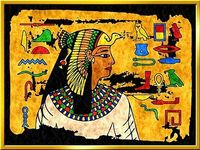 a collection of photos and resources with an Egyptian theme to use as reference & inspiration, and elementary art lessons based on this theme (videos included)
