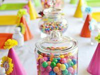 Birthday party zone
