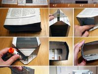 Craft using Recycled Materials
