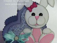 Scrapbook-Easter Cards