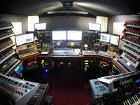 Recording studios - home and professional