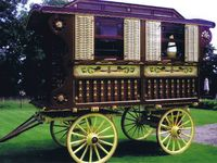 Gypsy Wagons & Inner Decor