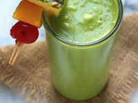 All kinds of smoothie recipes!
