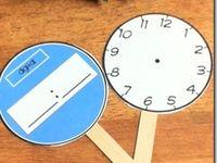 Rekenen domein tijd