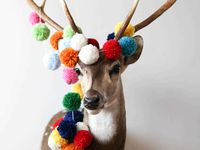Deer Decor