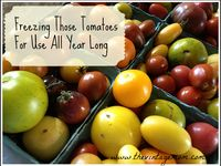 Canning & Preserving Food