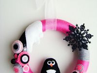 I didn't realize I loved wreaths so much...
