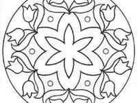 embroidery-mandala