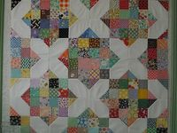 A Quilty Kind of Day...