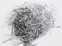 Artist models: a collection of contemporary and traditional drawings to inspire high school Art students and teachers