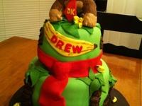 Garrett's7th birthday party ideas
