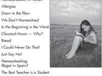 homeschool: to sort
