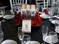 Black, Red & White Wedding Ideas!!