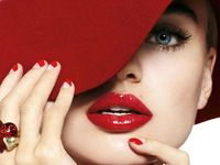 ....LOVE RED....