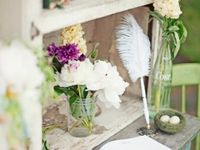 I love the antique, rustic look. LOVE!!