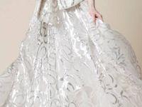 Wedding Dresses Silver