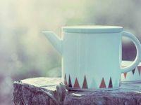 Tea....my favorite drink