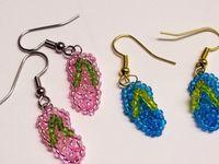 Seed Beads & Pony Beads