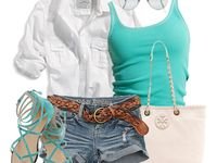 Fashion 3 summer outfits
