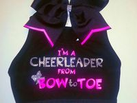 Her Cheer thing