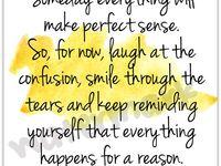 LIFE:  Random thoughts...