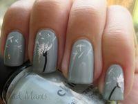 Hair make up nails