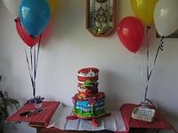 Spencer's First Birthday!!